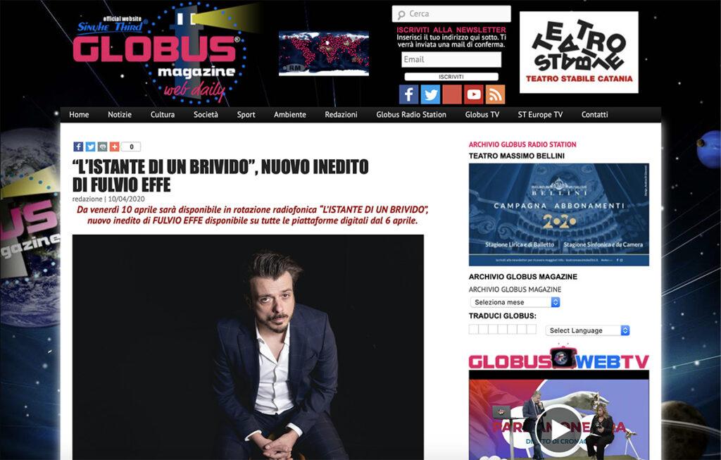 globus magazine